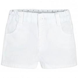 Βρεφική Βερμούδα Mayoral 201-073 Λευκό Αγόρι