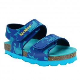 Παιδικό Πέδιλο Kickers 555506-10 Μπλε