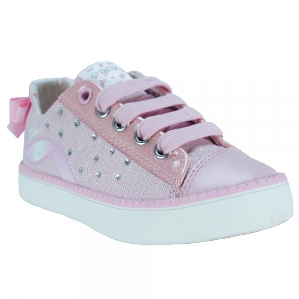 Παιδικό Sneakers Geox J8204A 0ASKC C8005.Β Ροζ
