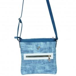 Γυναικεία Τσάντα Veta 676-6 Μπλε