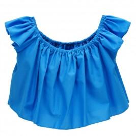 Παιδική Μπλούζα M&B 8933 Θαλασσί Κορίτσι