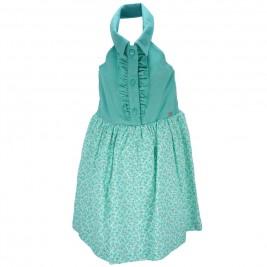 Παιδικό Φόρεμα M&B 8865 Βεραμάν Κορίτσι