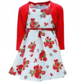 Παιδικό Φόρεμα Εβίτα 186224 Εμπριμέ Κορίτσι