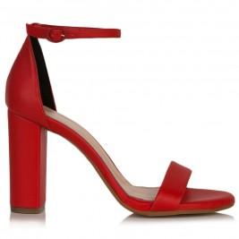 Γυναικείο Πέδιλο Sante 99541-05 Κόκκινο