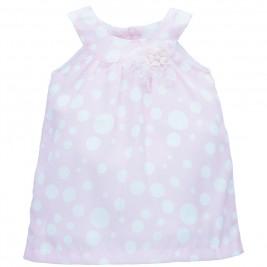 Βρεφικό Φόρεμα NCollege 28-8765 Ροζ Κορίτσι