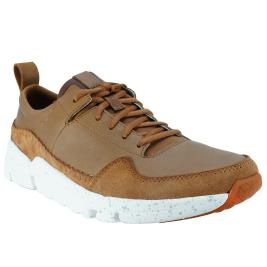 Ανδρικό Casual Clarks Triactive Run Ταμπά