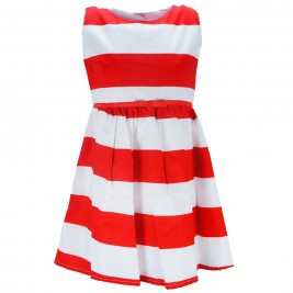 Παιδικό Φόρεμα Energiers 15-218308-7 Κόκκινο Κορίτσι
