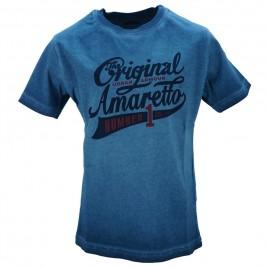 Παιδική Μπλούζα Amaretto B1812 Μπλε Αγόρι