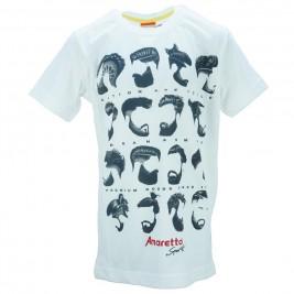 Παιδική Μπλούζα Amaretto A1877 Εκρού Αγόρι