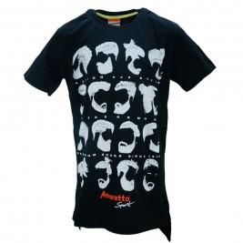 Παιδική Μπλούζα Amaretto A1877 Μαύρο Αγόρι