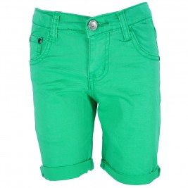 Παιδική Βερμούδα NCollege 28-403 Πράσινο Αγόρι
