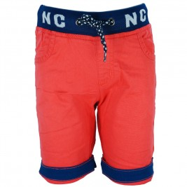 Παιδική Βερμούδα NCollege 28-420 Κοραλί Αγόρι