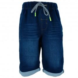 Παιδική Βερμούδα NCollege 28-4028 Μπλε Αγόρι