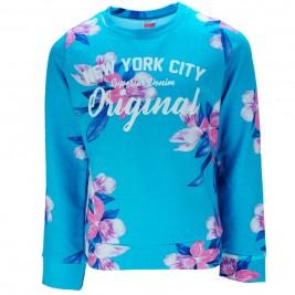 Παιδική Μπλούζα Joyce 8203 Γαλάζιο Κορίτσι