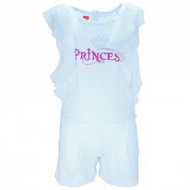 Παιδική Ολόσωμη Φόρμα Joyce 8091 Λευκό Κορίτσι