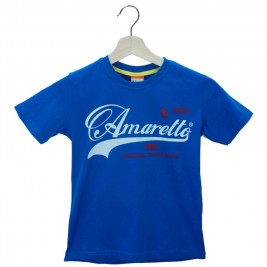 Παιδική Μπλούζα Amaretto A1874 Μπλε Αγόρι
