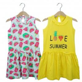 Παιδικό Φόρεμα Energiers 15-218325-7 Εμπριμέ Κορίτσι