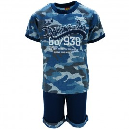 Παιδικό Σετ-Σύνολο Trax 34424 Μπλε Παραλλαγή Αγόρι