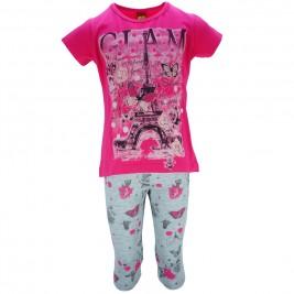 Παιδικό Σετ-Σύνολο Trax 34206 Φούξια Κορίτσι