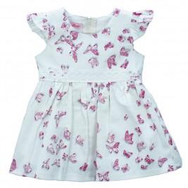 Βρεφικό Φόρεμα NCollege 28-8769 Εμπριμέ Κορίτσι