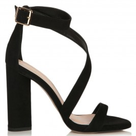 Γυναικείο Πέδιλο Sante 99601-01 Μαύρο