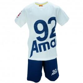 Παιδικό Σετ-Σύνολο Amaretto A1886 Εκρού Αγόρι