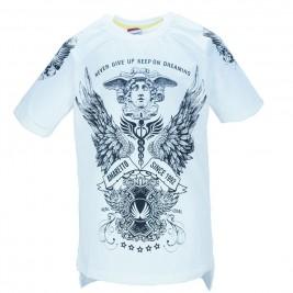 Παιδική Μπλούζα Amaretto A1878 Εκρού Αγόρι