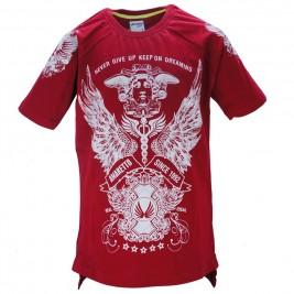 Παιδική Μπλούζα Amaretto A1878 Μπορντώ Αγόρι
