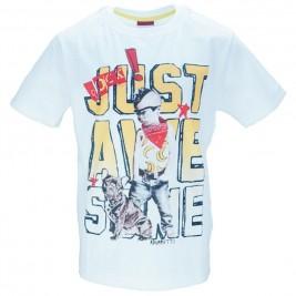 Παιδική Μπλούζα Amaretto B1815 Εκρού Αγόρι