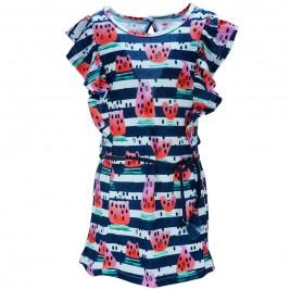 Παιδικό Φόρεμα NCollege 28-755 Εμπριμέ Κορίτσι