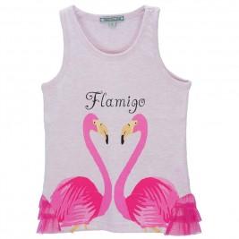 Παιδική Μπλούζα NCollege 28-981 Ροζ Κορίτσι