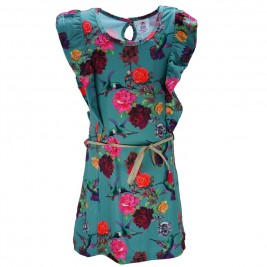 Παιδικό Φόρεμα NCollege 28-7056 Εμπριμέ Κορίτσι