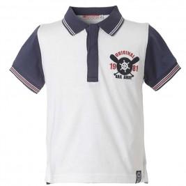 Παιδική Μπλούζα Energiers 12-218108-5 Λευκό Αγόρι