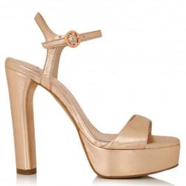 Γυναικείο Πέδιλο Sante 99831-07 Ροζ Χρυσό