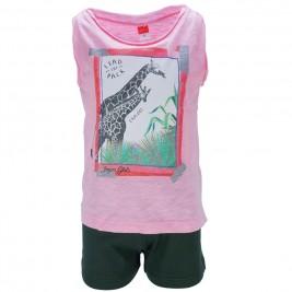 Παιδικό Σετ-Σύνολο Joyce 82508 Ροζ Κορίτσι
