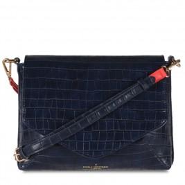 Γυναικεία Τσάντα Pauls Boutique Raffie PBN126955 Μπλε