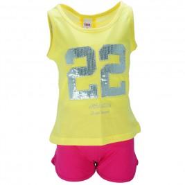 Παιδικό Σετ-Σύνολο Trax 34197 Κίτρινο Κορίτσι