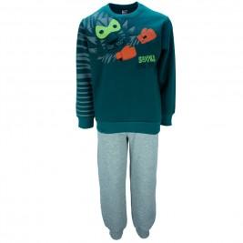 Παιδική Φόρμα-Σετ Joyce 85428 Πράσινο Αγόρι