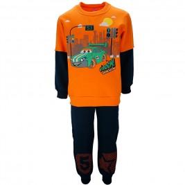 Παιδική Φόρμα-Σετ Joyce 85438 Πορτοκαλί Αγόρι