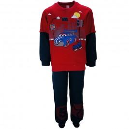 Παιδική Φόρμα-Σετ Joyce 85438 Κόκκινο Αγόρι
