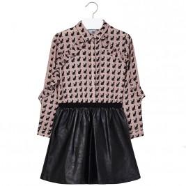 Παιδικό Φόρεμα Mayoral 7961-046 Ροζ Κορίτσι