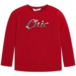 Παιδική Μπλούζα Mayoral 178-076 Κόκκινο Κορίτσι