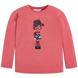 Παιδική Μπλούζα Mayoral 4070-091 Ροζ Κορίτσι