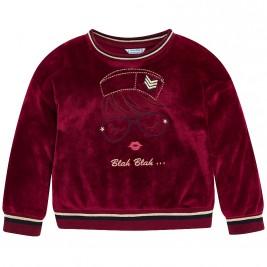 Παιδική Μπλούζα Mayoral 4448-078 Γκρι Κορίτσι
