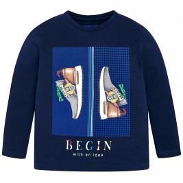 Παιδική Μπλούζα Mayoral 4016-026 Μπλε Αγόρι