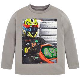 Παιδική Μπλούζα Mayoral 4026-073 Γκρι Αγόρι