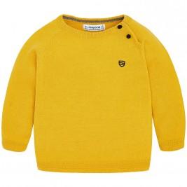 Βρεφική Μπλούζα Mayoral 309-040 Κίτρινο Αγόρι