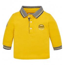 Βρεφική Μπλούζα Mayoral 2110-028 Κίτρινο Αγόρι