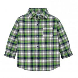 Βρεφικό Πουκάμισο Mayoral 2142-026 Πράσινο Αγόρι