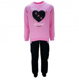 Παιδική Φόρμα-Σετ Joyce 88418 Ροζ Κορίτσι